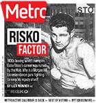 Metro Newspaper Cover: June 2, 2021