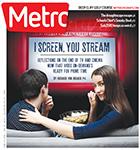 Metro Newspaper Cover: June 3, 2015
