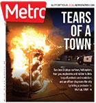 Metro Newspaper Cover: June 3, 2020