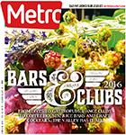 Metro Newspaper Cover: June 8, 2016