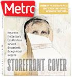 Metro Newspaper Cover: June 9, 2021