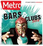Metro Newspaper Cover: June 11, 2014