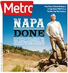 Metro Newspaper Cover: June 15, 2016