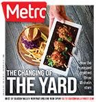 Metro Newspaper Cover: June 16, 2021