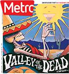 Metro Newspaper Cover: June 17, 2015