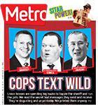 Metro Newspaper Cover: June 20, 2018