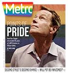 Metro Newspaper Cover: June 23, 2021