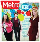 Metro Newspaper Cover: June 25, 2014