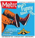 Metro Newspaper Cover: September 2, 2020