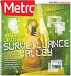 Metro Newspaper Cover: September 3, 2014
