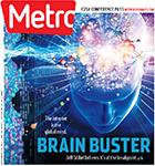 Metro Newspaper Cover: September 4, 2013