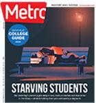 Metro Newspaper Cover: September 4, 2019