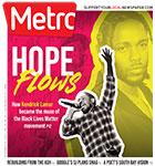 Metro Newspaper Cover: September 9, 2020