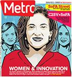 Metro Newspaper Cover: September 10, 2014