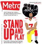 Metro Newspaper Cover: September 12, 2018