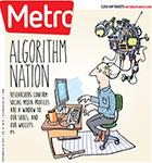 Metro Newspaper Cover: September 16, 2015