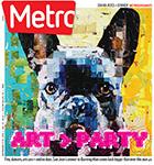 Metro Newspaper Cover: September 17, 2014