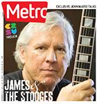 Metro Newspaper Cover: September 18, 2013