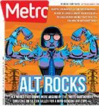Metro Newspaper Cover: September 20, 2017