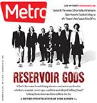Metro Newspaper Cover: September 23, 2015
