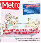 Metro Newspaper Cover: September 24, 2014