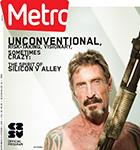 Metro Newspaper Cover: September 26, 2013