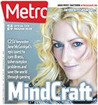 Metro Newspaper Cover: September 30, 2015