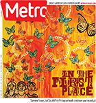 Metro Newspaper Cover: October 2, 2013