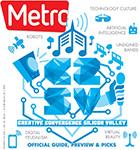 Metro Newspaper Cover: October 7, 2015