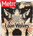 Metro Newspaper Cover: October 8, 2014