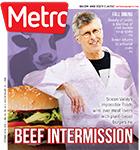 Metro Newspaper Cover: October 10, 2018
