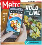 Metro Newspaper Cover: October 15, 2014