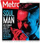 Metro Newspaper Cover: October 19, 2016