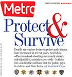Metro Newspaper Cover: October 22, 2014