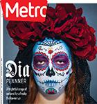 Metro Newspaper Cover: October 23, 2013