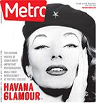 Metro Newspaper Cover: October 30, 2013