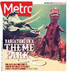Metro Newspaper Cover: November 4, 2015