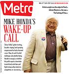 Metro Newspaper Cover: November 6, 2013
