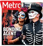 Metro Newspaper Cover: November 11, 2015