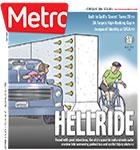 Metro Newspaper Cover: November 13, 2019