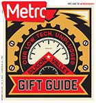Metro Newspaper Cover: November 19, 2014