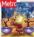 Metro Newspaper Cover: November 20, 2013