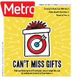Metro Newspaper Cover: November 20, 2019