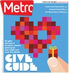 Metro Newspaper Cover: November 23, 2016