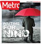 Metro Newspaper Cover: November 25, 2015