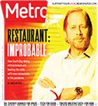 Metro Newspaper Cover: November 25, 2020