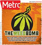 Metro Newspaper Cover: November 26, 2014