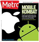 Metro Newspaper Cover: November 27, 2013