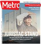 Metro Newspaper Cover: November 27, 2019