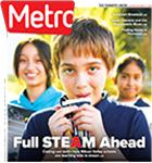 Metro Newspaper Cover: November 30, 2016